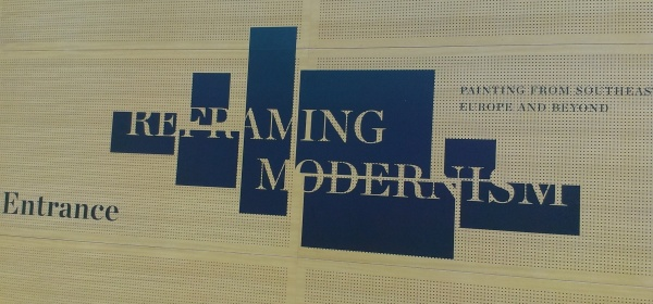 Reframing Modernism, National Gallery SG
