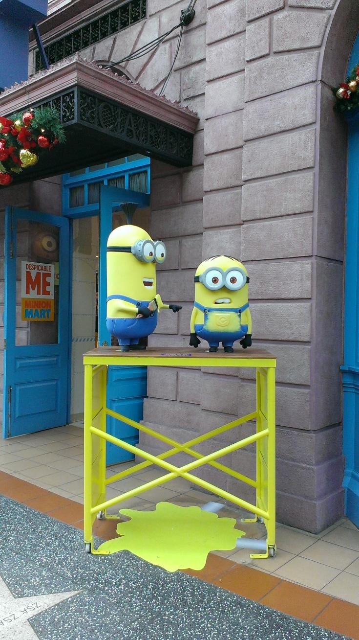 Minions, Universal Studios Singapore