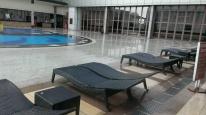 KSL Resort, JB - Pool side