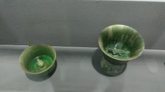 Green-glazed Ceramics, TANG Shipwreck