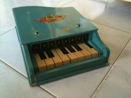 Toy Piano (2011)