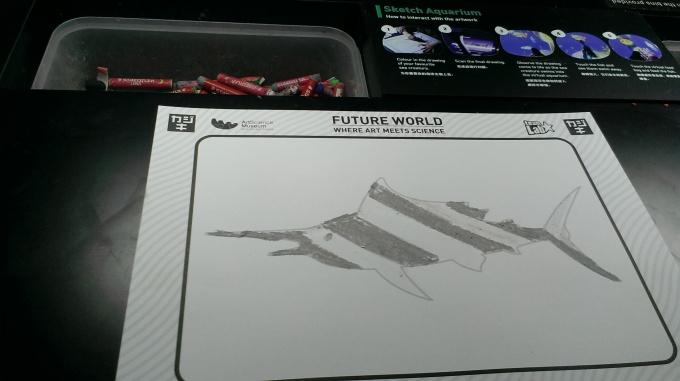 FutureWorld, ArtScience Museum