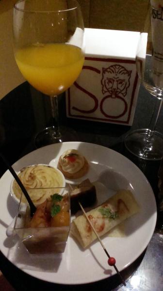Hospitality Event & Sofitel SO Singapore Cube design