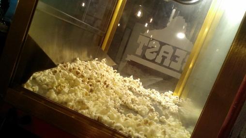 Popcorn (Free flow)