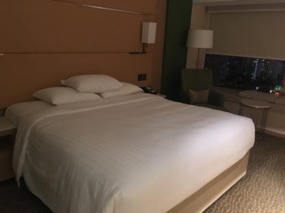 Premier Room, King size bed
