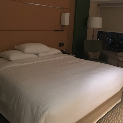 Premier Room, King size bed