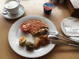 Cafe Momo Breakfast