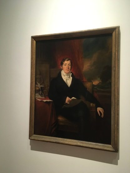 Protrait of Sir Stamford Raffles
