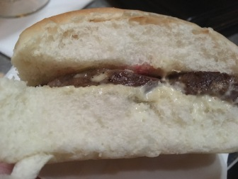 Filet Mignon Sandwich