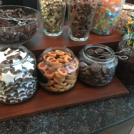 Various Cookie items