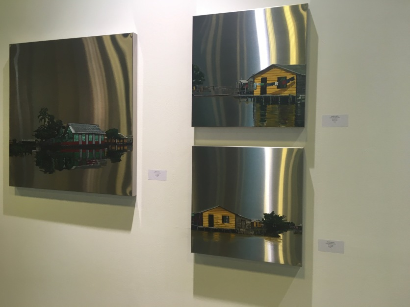 Part of Photo 17 Singsapore works on display - latin america