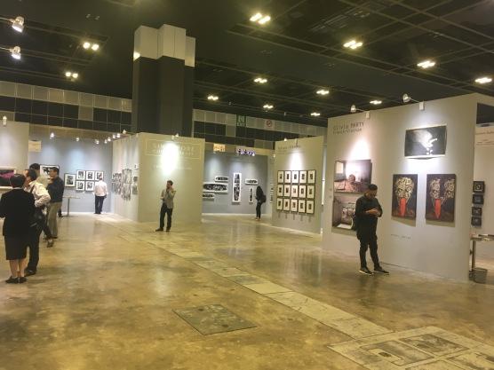 Photo 17 Singapore exhibition area