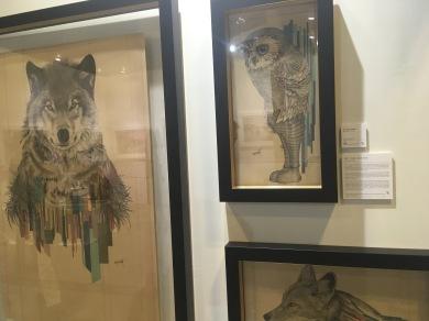 Artworks by Ieo Gek Ching