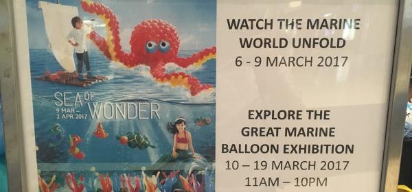 Marina Square Balloon Exhibition