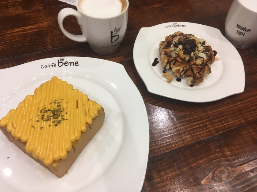 Caffee Bene - JB City Sq