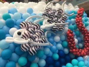 Sea of Wonder Exhibition at Marina Square