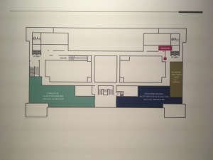 TTrio Ink Art Exhibition Map - National Gallery SG