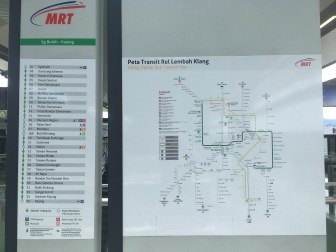 Klang Valley MRT - KL