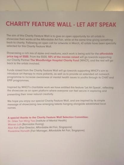 Affordable Art Fair Singapore - Spring 2017