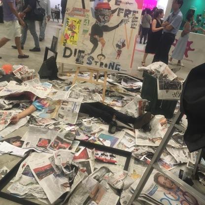Affordable Art Fair Singapore - Spring 2017 Edition