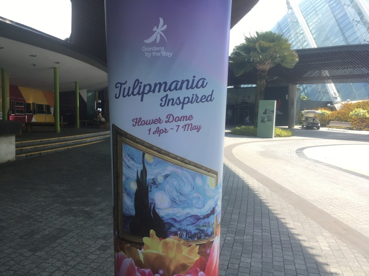 Tulipmania Inspired @ Gardens by the Bay Singapore