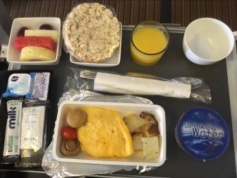 Gluten Intolerant Meal - Breakfast