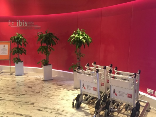 ibis Hk and Sheung Wan
