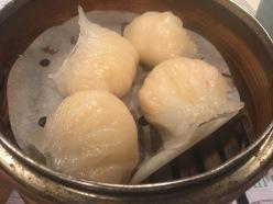 Ha Gow - Cantonese dumpling with prawn filling