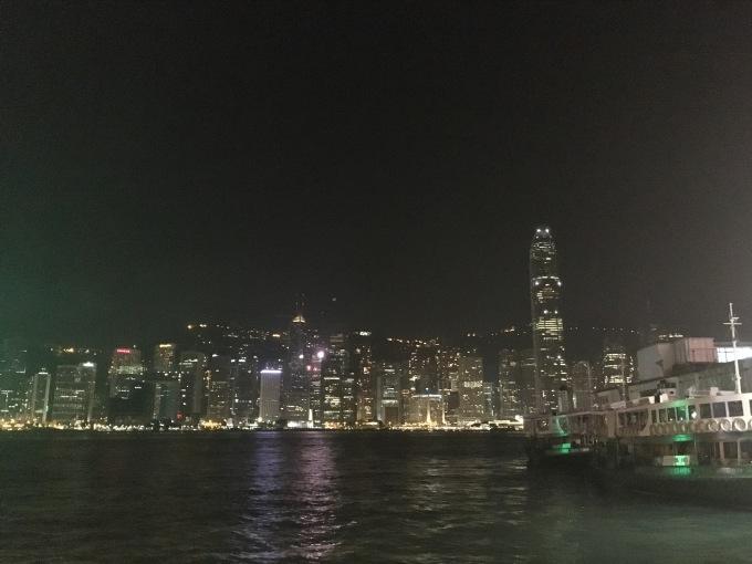 Star Ferry Terminal - Tsim Sha Tsui