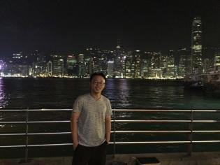 Star Ferry Terminal Hong Kong