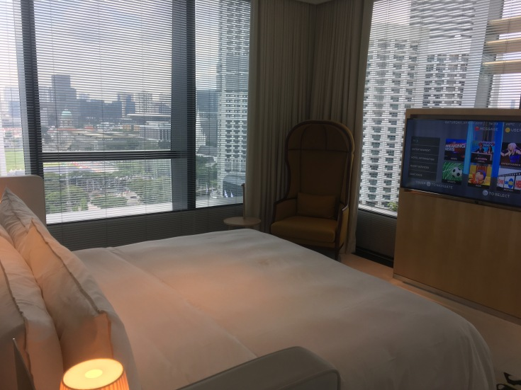 JW Marriott Singapore South Beach - Premier Suite