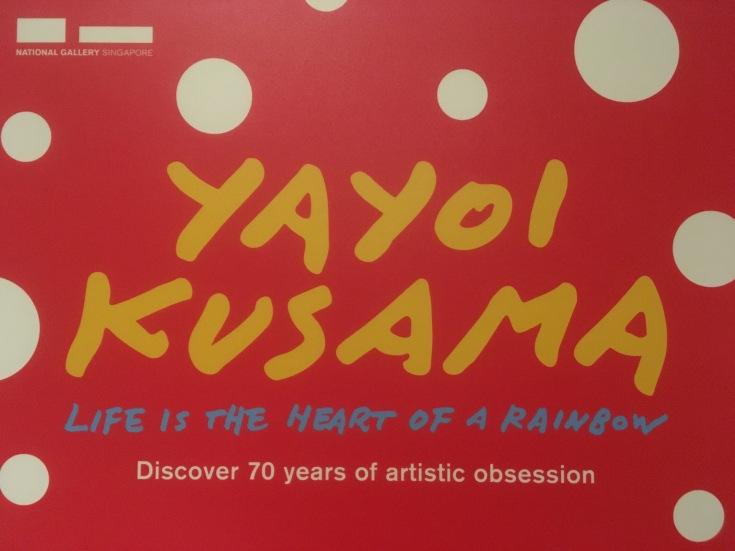 Yayoi Kusama - National Gallery Singapore