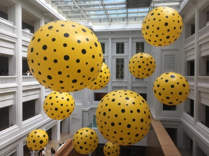 Yayoi Kusama - National Gallery Singapore
