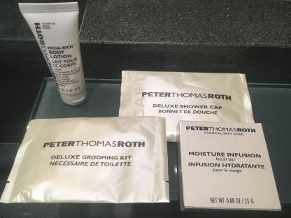 Peter Thomas Roth Toiletries - Hilton KL