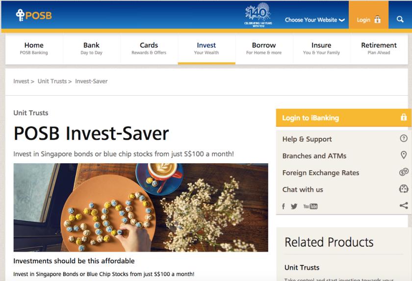 POSB Invest-Saver