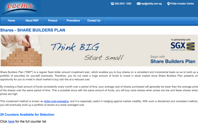 Philips Share Builders Plan