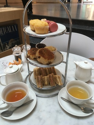 M&S Cafe - Afternoon Tea Set for Two