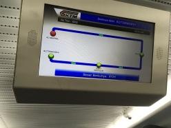 ETS Platinum Service route map