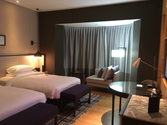 Twin Deluxe, Hilton Kuala Lumpur