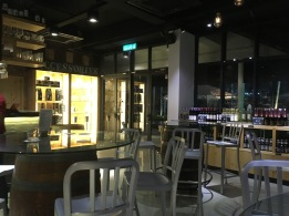 Wine Connection at TREC