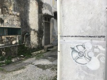 Street Art at Ipoh Old Town