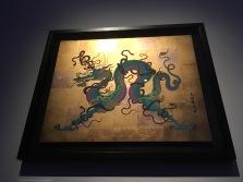 Tenmyouya Hisashi, Blue Dragon, 2007
