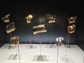 Serpenti range of Jewellery by Bvlgari