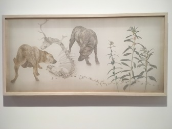 Le Thuy, Appreciating Beauty III, 2017