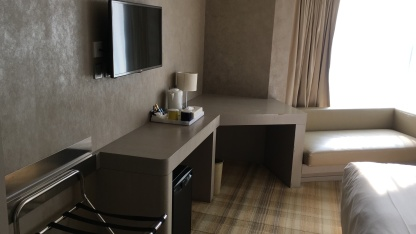 Holiday Inn Exp HK Mongkok