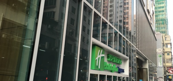 Holiday Inn Exp HK Mongkok - Guest Room